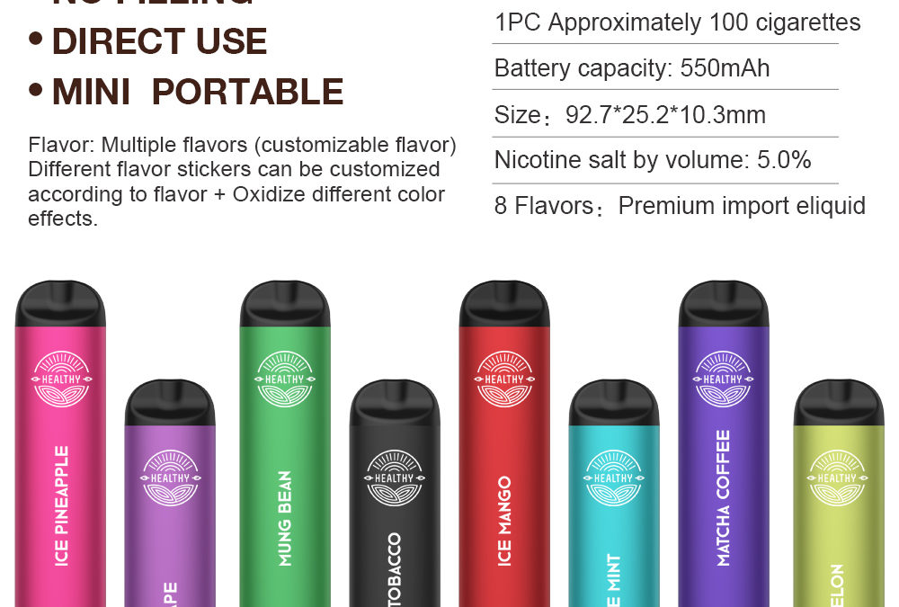 F4 Disposable pod device